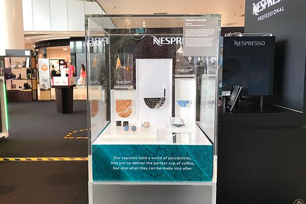 Nespresso at Vivocity-r